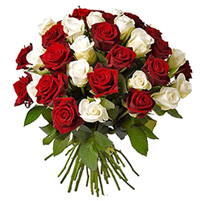 Buchet premium din 49 trandafiri