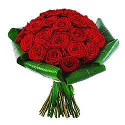 Buchet special de trandafiri