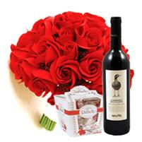 Buchet cadou ideal din trandafiri